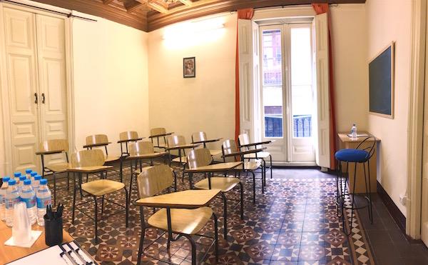 Alquiler De Aulas En Barcelona