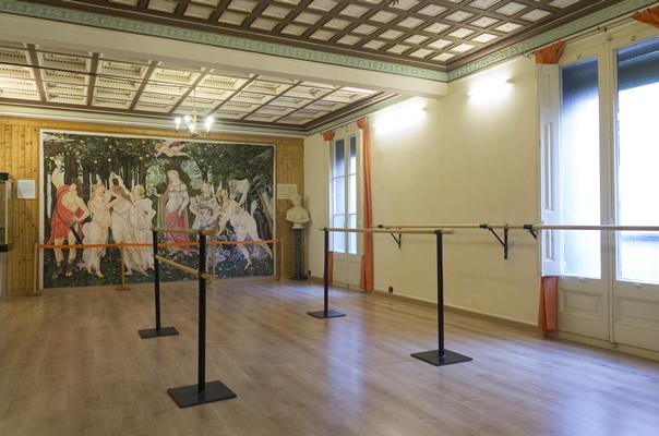 Alquiler De Sala Danza En Barcelona